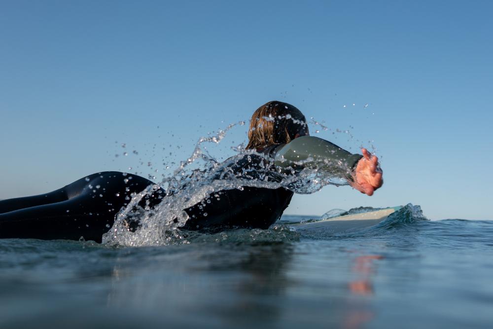 Surf acalma a mente © Mar de Sal