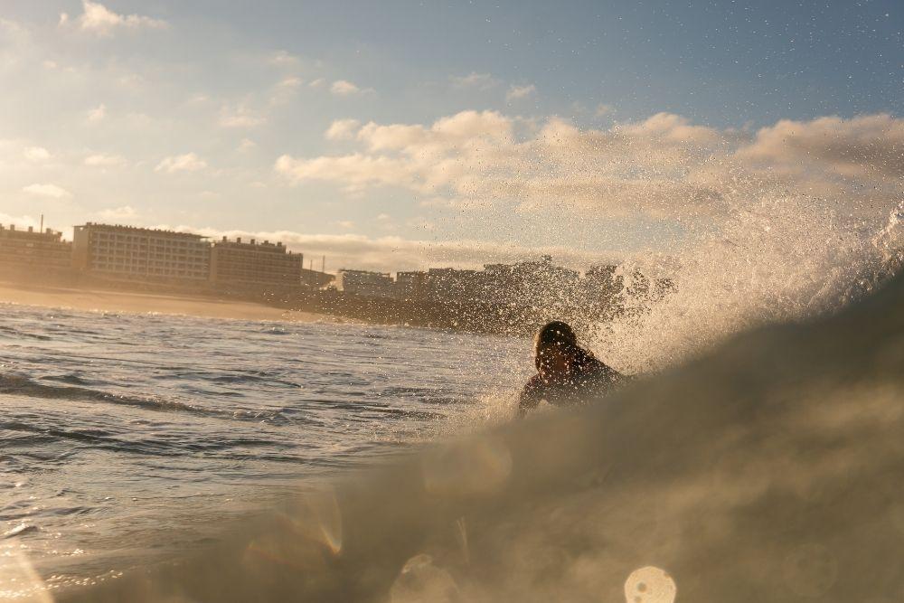 O surf é a minha terapia
